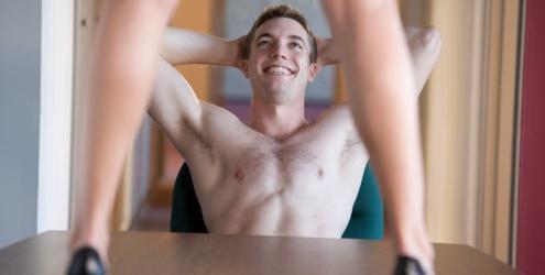 Homens também simulam orgasmo?