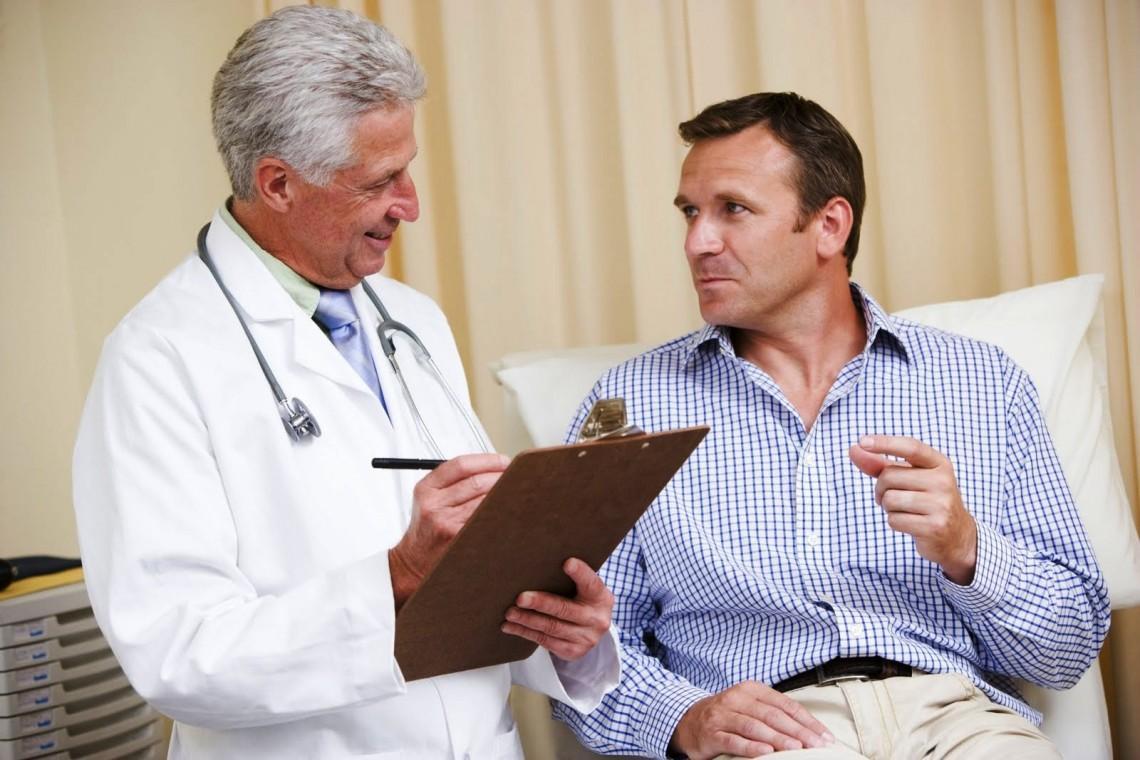 Com que frequência deve-se procurar o urologista?