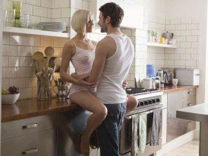 5 locais que proporcionam um sexo diferente para uma mulher