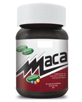 MACA PERUANA – 60 cápsulas – 500mg