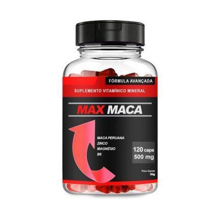 MACA PERUANA - 120 cápsulas - 500mg