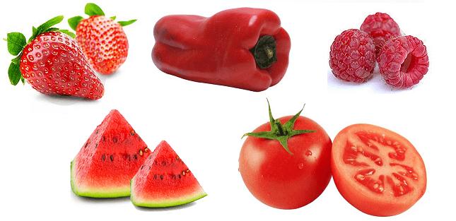 Alimentos ricos em licopeno