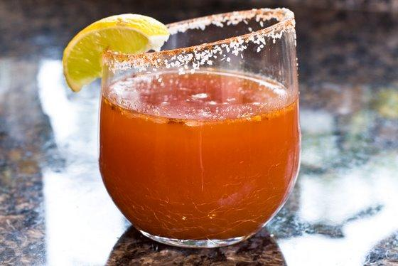 Bebida afrodisíaca Michelada
