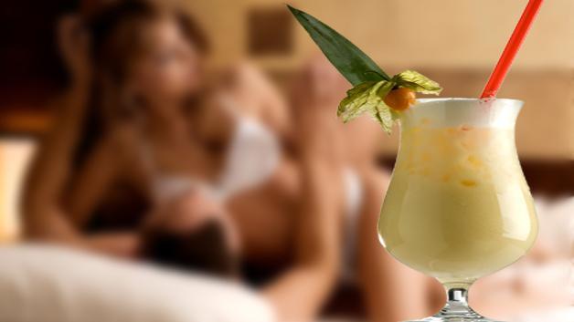 5 bebidas extremamente afrodisíacas