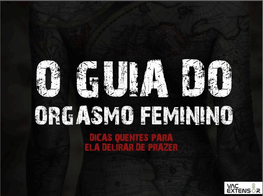 Guia do Orgasmos Feminino