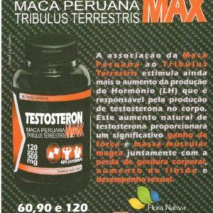 Testosteron MAX3
