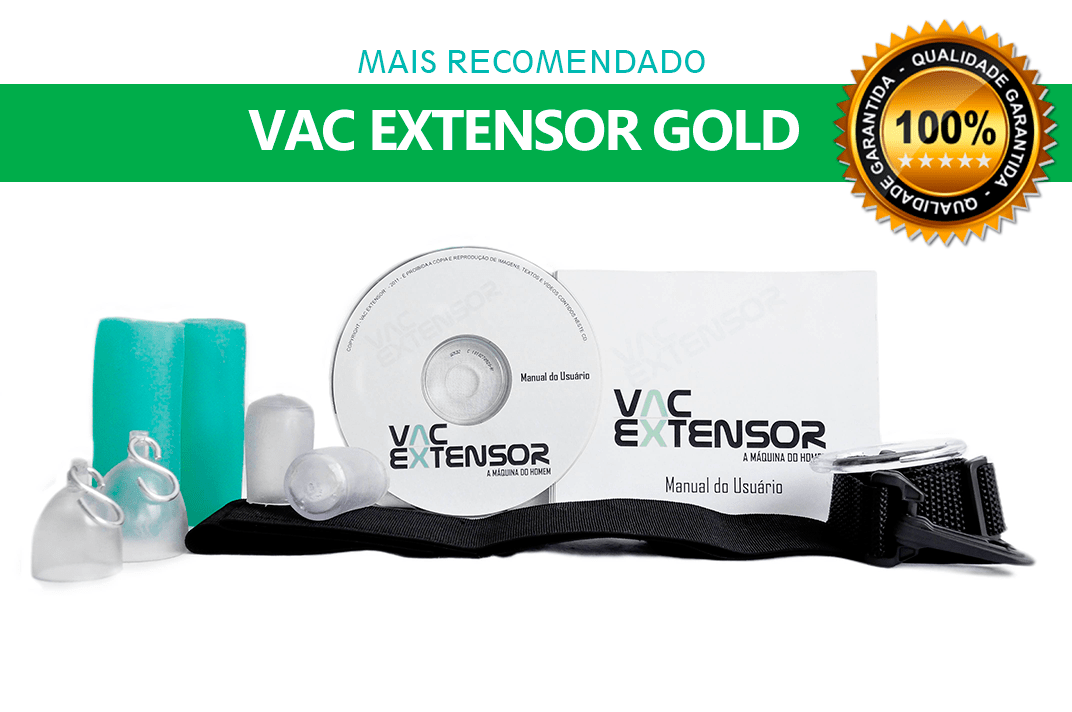 gold extensor peniano