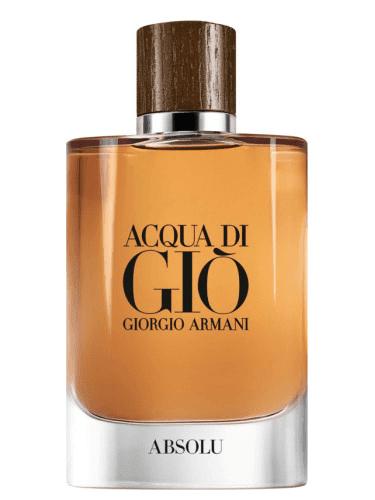 Acqua Di Giò Absolu, de Giorgio Armani